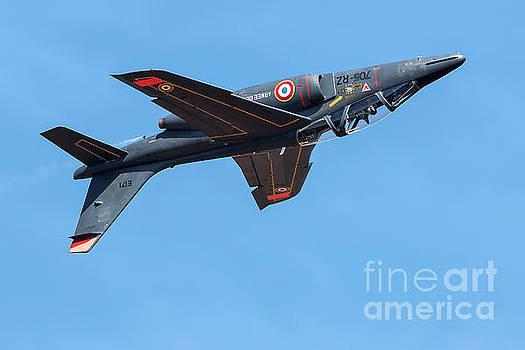 Hernan Bua - Dassault Dornier Alpha Jet E