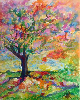 Dauby Tree by Art by Kar