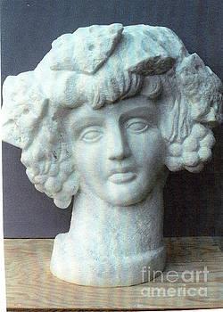 Daughter of Bacchus by Ushangi Kumelashvili