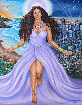 Daughter of Light by Rebecca Steelman