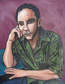 Dave Matthews by Sarah Crumpler