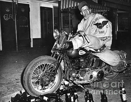 California Views Mr Pat Hathaway Archives - Dave on a Harley Tulare Raiders MC Hollister Calif. July 4 1947