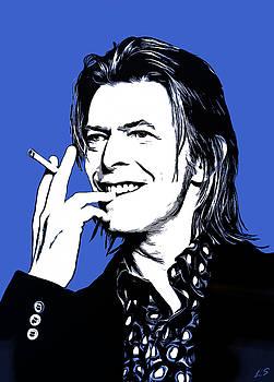 David Bowie 004 by Sergey Lukashin