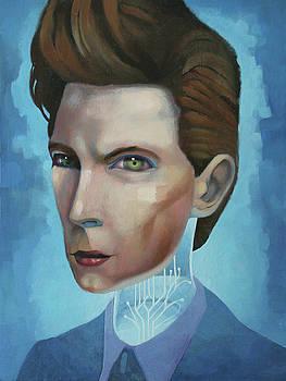 David Bowie by Adam Strange