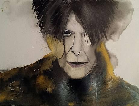 David Bowie by Deborah Bowen