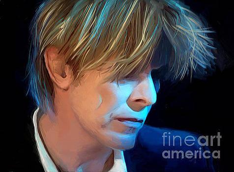 David Bowie by Dori Hartley