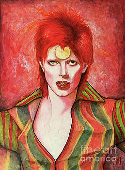 David Bowie Forever by Dori Hartley