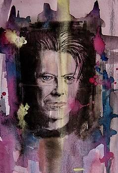 David Bowie by Geni Gorani