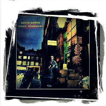 David Bowie by Jan Steadman-Jackson