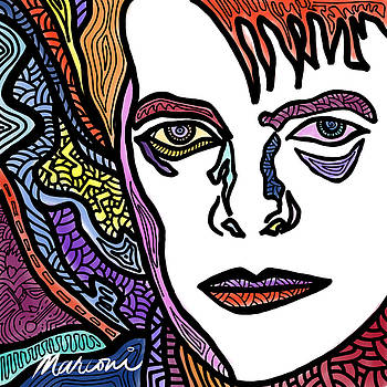 Marconi Calindas - David Bowie Legacy