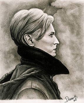 David Bowie - Low by Dianah B