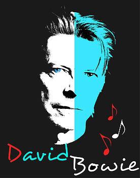 David Bowie by Rumiana Nikolova