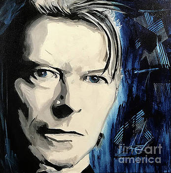 David Bowie by Topher Essex