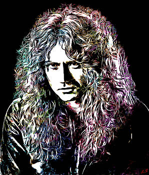 David Coverdale Collection - 1 by Sergey Lukashin