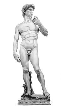 David-Michelangelo by Murphy Elliott