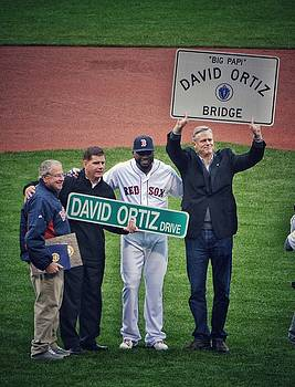 David Ortiz Drive 2 by SoxyGal Photography