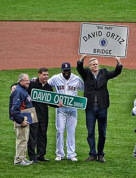 David Ortiz Drive  by SoxyGal Photography