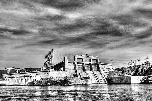 Davis Dam by James Marvin Phelps