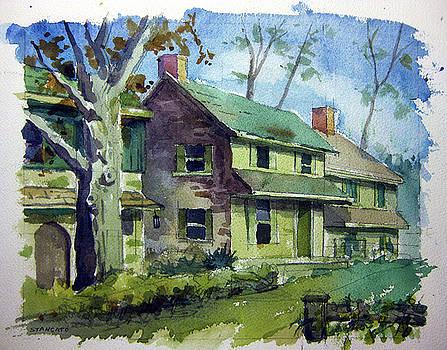 Davis House by Michael Stancato