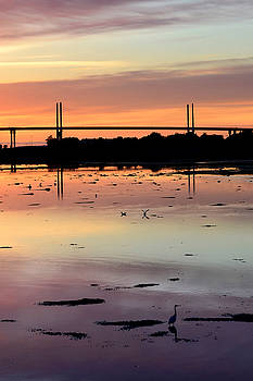 Dawn at Clachnaharry by Gavin MacRae