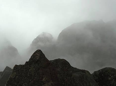 Chris Honeyman - Dawn at Macchu Picchu
