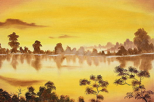 Dawn Awakening-After Munton by Annie Abraham