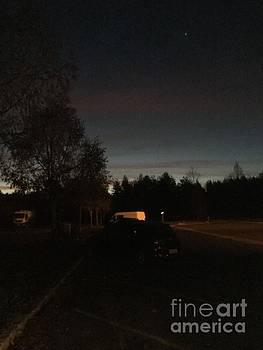 Dawn  by Heinz Rainer
