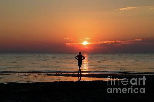 Dawn II by Katerina Vodrazkova