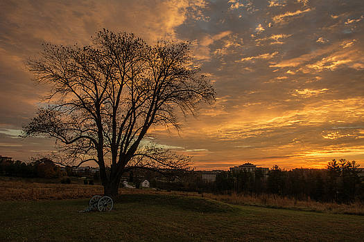 Dawn in November by Jeff Oates Photography