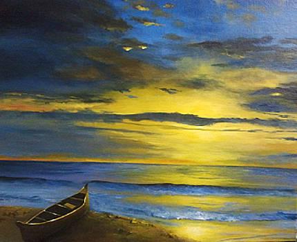 Dawn of Epiphany by Shankhadeep Bhattacharya