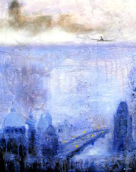 Dawn of Prague by Keiko Richter