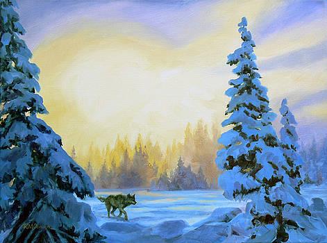 Dawn Patrol by RoseMarie Condon