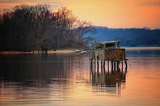 Dawn Reflections by Scott Fracasso