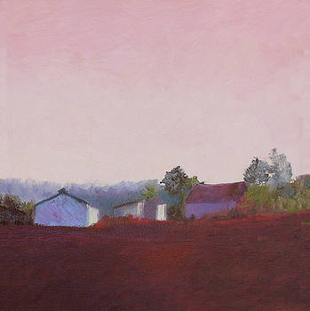 Dawn Rose by Sheila Psaledas
