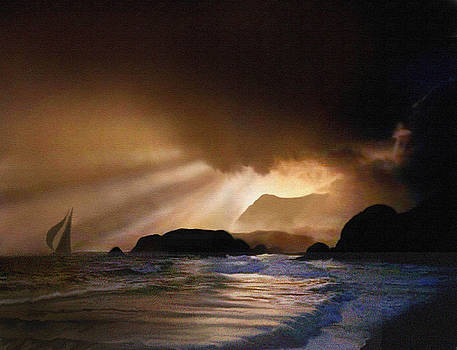 Dawn Sail by Robert Foster