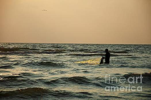 Dawn VII by Katerina Vodrazkova