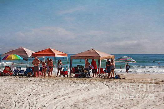 Deborah Benoit - Day At The Beach