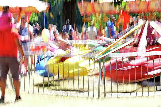 Day at the Fair by Judi Saunders