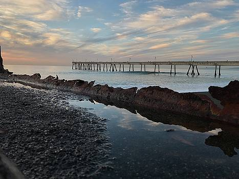 Day at the Pier by Alex King