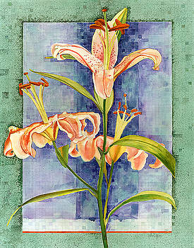 Day Lily by John Dyess