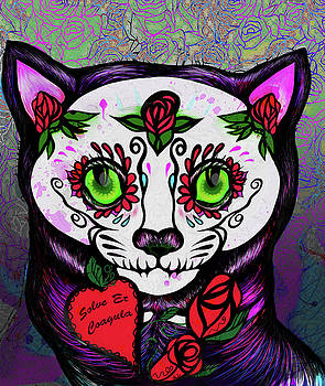 Day of the Dead Cat by AC Williams