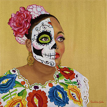 Day of the Dead Fiesta by Maria Gibbs