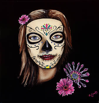 Day Of The Dead by Leeann Stumpf