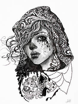 Day of the dead tears by Anastasia Michaels