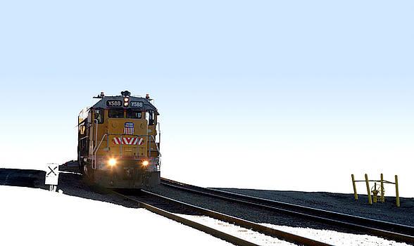 Daniel Furon - High Noon Train