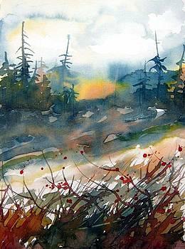 Daybreak by Chito Gonzaga