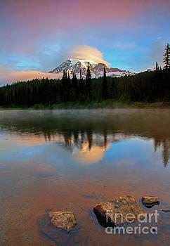 Daybreak Cloud Cap by Mike Dawson