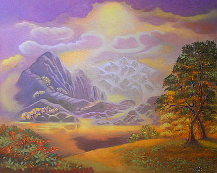 Daybreak by Gary Renegar