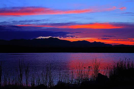 Daybreak Sunset by Paul Marto