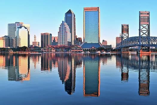Frozen in Time Fine Art Photography - Daybreaks in Jacksonville